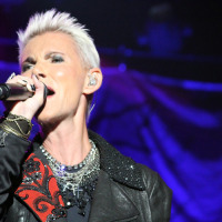 Marie Fredriksson do Roxette no Citibank Hall, Rio - 16/04/2011