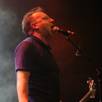 Peter Hook (ex-Joy Division) no Circo Voador, Rio - 18/06/2011