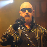 Rob Halford (Judas Priest) no Citibank Hall, Rio - 11/09/2011