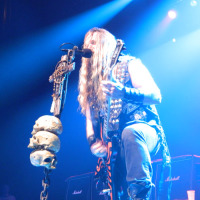 Black Label Society no Vivo Rio, Rio - 24/11/2012