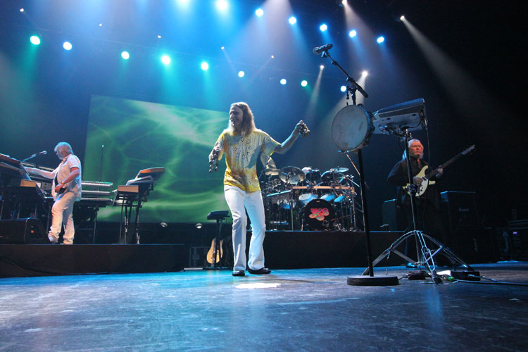 Yes no Vivo Rio - Rio, 25/05/2013