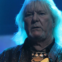 Chris Squire (baixo) do Yes no Vivo Rio - Rio, 25/05/2013