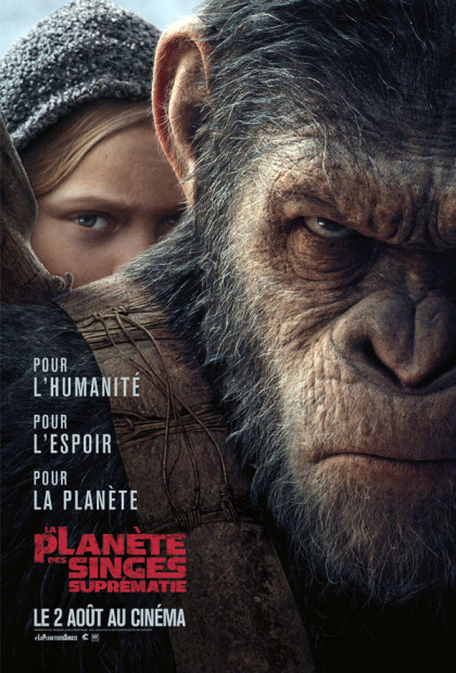 Supremacia 7 War for the Planet of the Apes 7 Planeta dos Macacos A Guerra 7