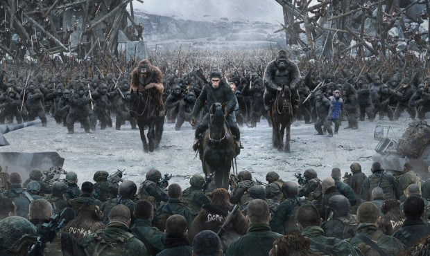 War for the Planet of the Apes 7 Planeta dos Macacos A Guerra